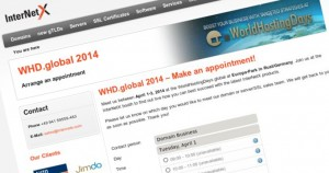 InterNetX at the WorldHostingDays 2014 – new gTLD Strategies for the Hosting Business